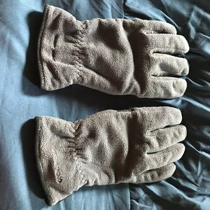 Charcoal gray Columbia gloves with Thinsulate